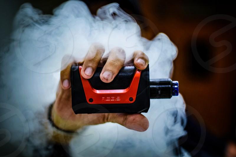 i dont blow smoke i blow cloud.. photo