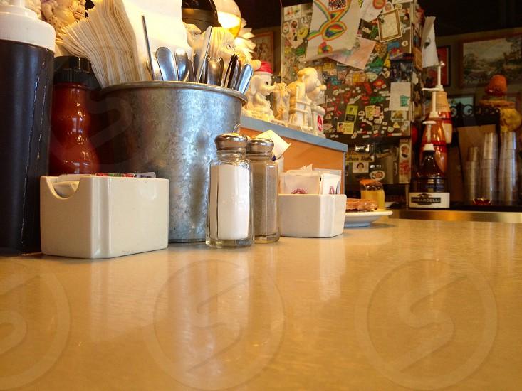 Local diner photo