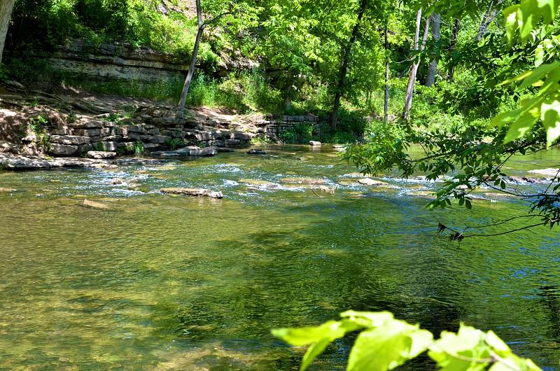 Creek side  photo