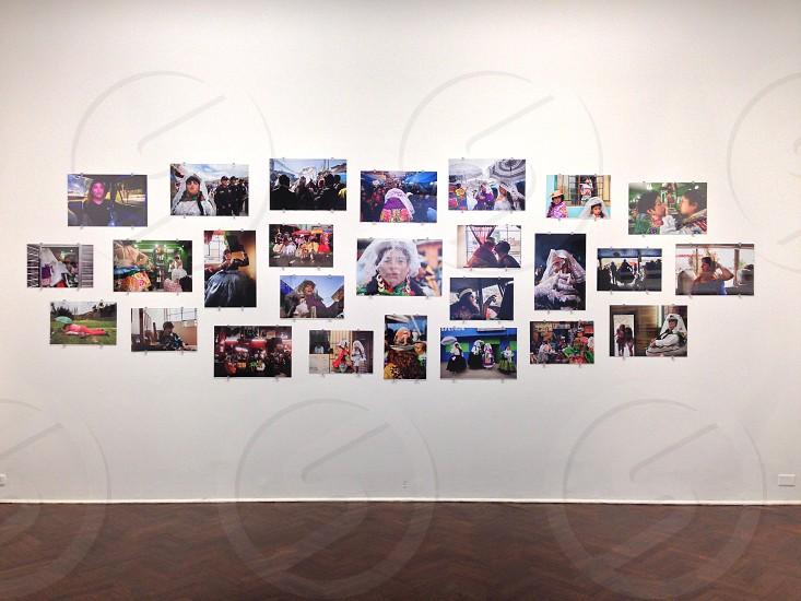 Expo trabajos centro de la imagen photo