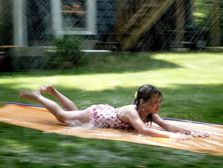 Slip sliding away... photo
