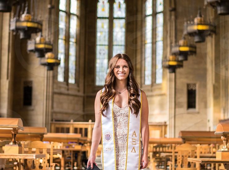 Sorority Girl Graduation Week Photo Shoot At The University Of Washington In Seattle By Ben Wehrman Photo Stock Snapwire