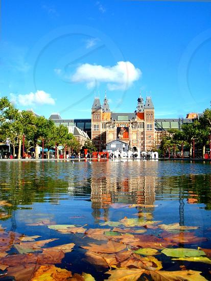 Amsterdam Holland Netherlands photo