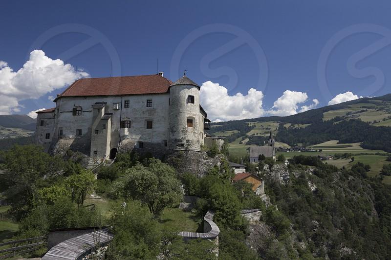 South Tyrol Rio Pusteria Italy Roncolo castle photo