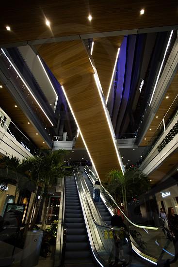 Mall architecture modern photo