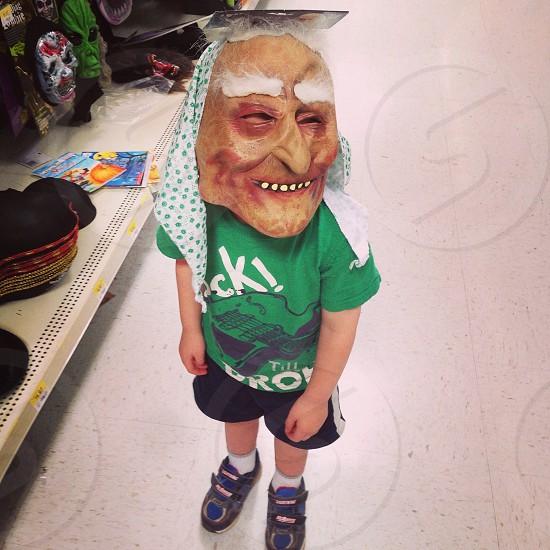Halloween Walmart randomness  photo