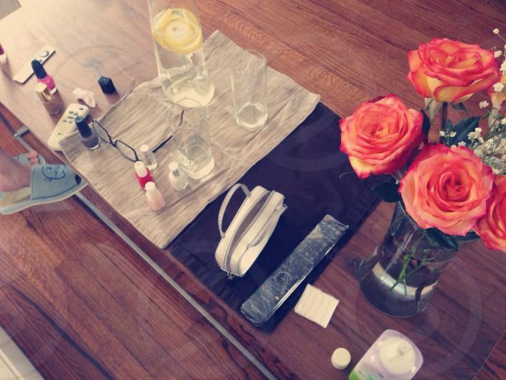 Girl's nail spa party! photo