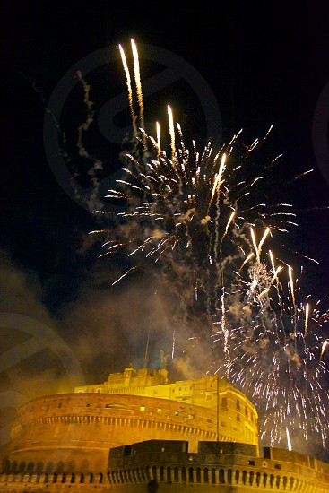 Rome Fireworks photo