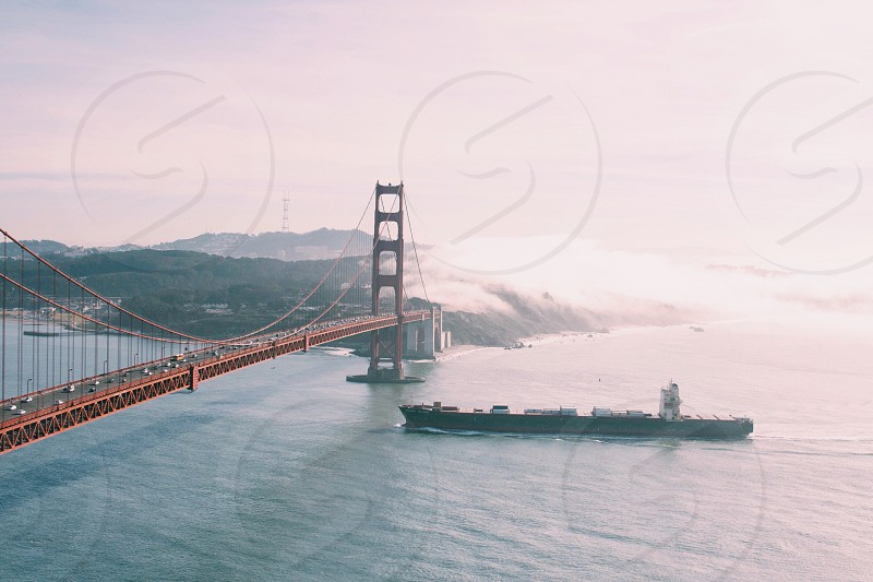 view of golden gate bridge photo