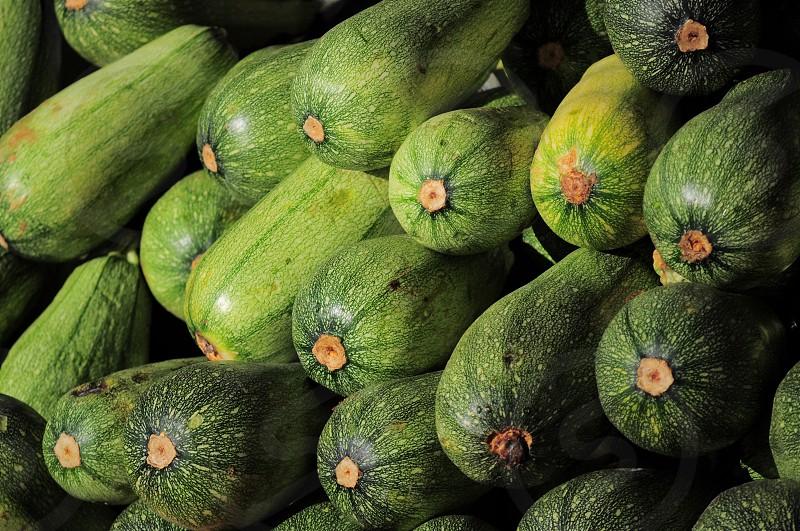 piled cucumber photo
