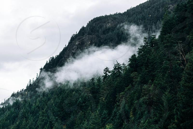 Howe Sound BC.  photo