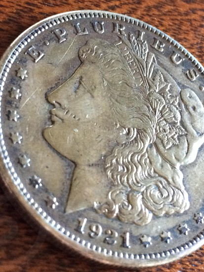 Morgan Dollar photo