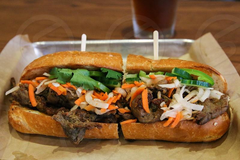 Dory Deli sandwich photo