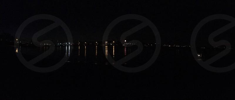 Floating lights photo