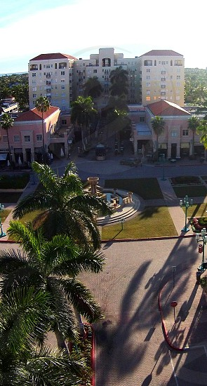 mizner park boca raton florida photo