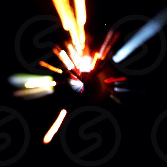 Warp speed photo