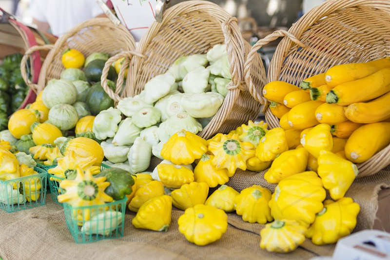 Farmers market farm life fresh healthy  photo