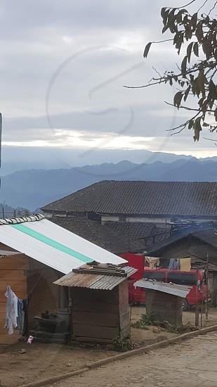 Guatemala Mountains Rustic photo