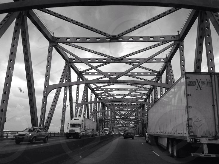 Mississippi Bridge photo