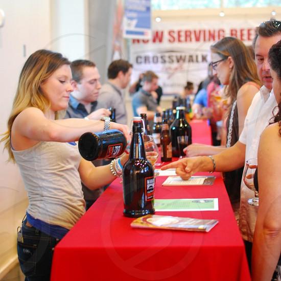Beer Craft Beer Philly Beer Week Philadelphia Beer Festival Women Men Events Growlers People photo