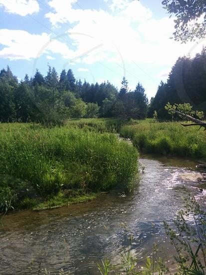 just around the riverband photo