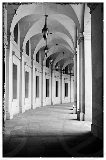 Passage way photo