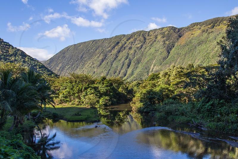 Waipio Valley Big Island Hawaii photo