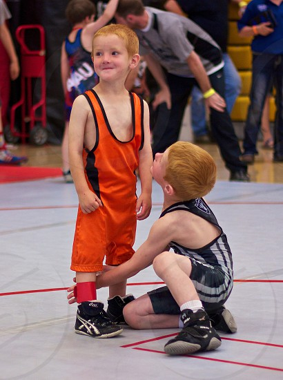 Wrestling Brothers Help photo