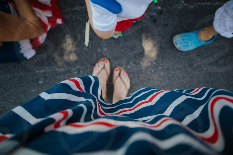 Fourth of July freedom america photo