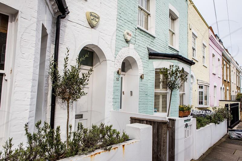 Shellwood Road Battersea London photo