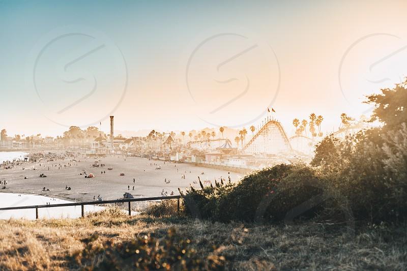 Adventures of the California coastline. From Santa Cruz to Point Reyes. photo