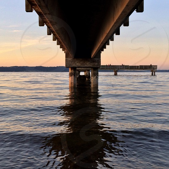water under bridge photo