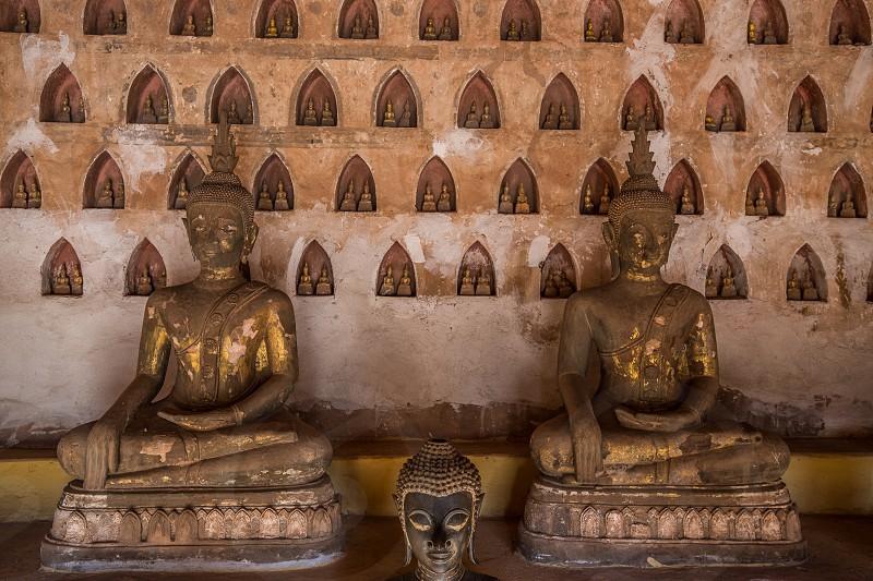 Wat Si Saket Vientiane photo