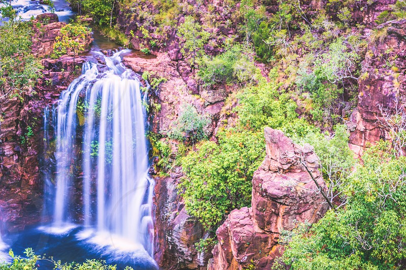 Florence Falls - more of my back yard Litchfield National Park Northern Territory Australia photo