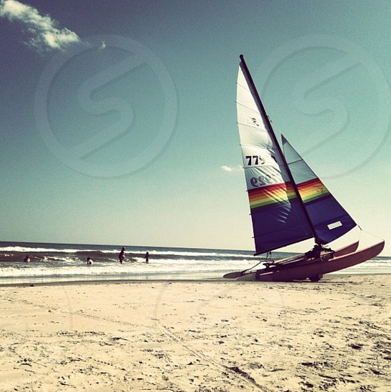 Isle of Palms beachfront photo