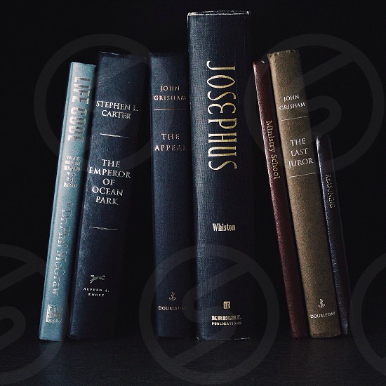 josephus thick book photo
