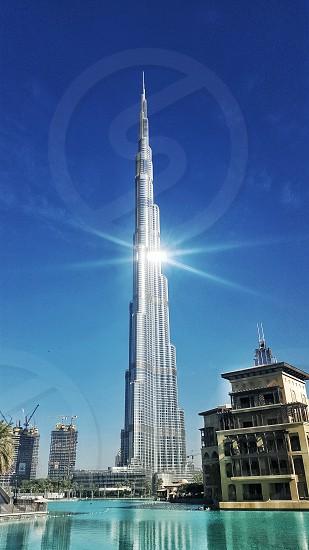 Burj Khalifa - Dubai - UAE photo