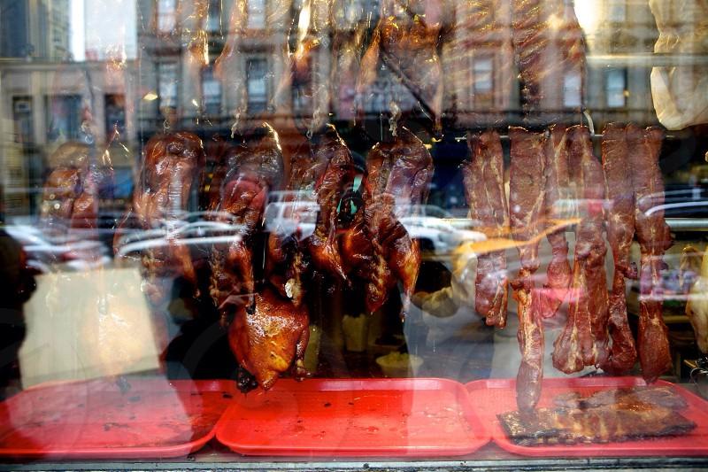 Chinatown New York City USA  photo