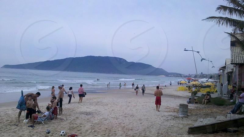 linda praia Florianópolis-SC photo