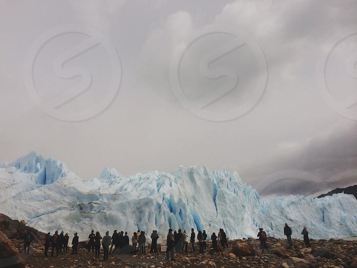 My view from Perito Moreno Glacier photo