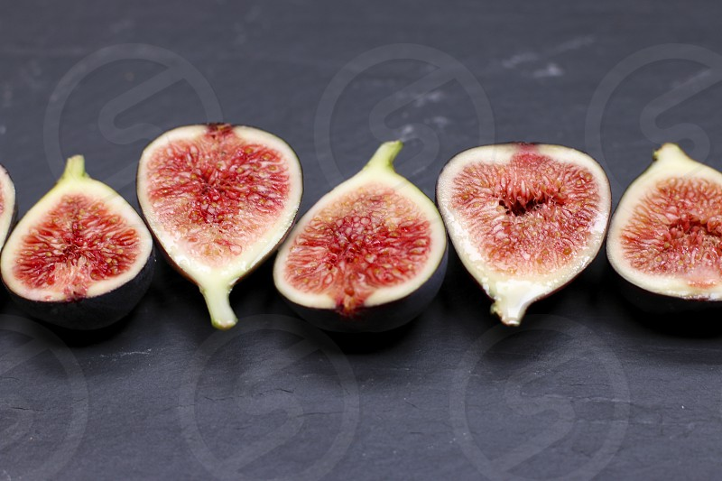 fig figs fruit fall autumn still life fruits purple pink fresh produce photo