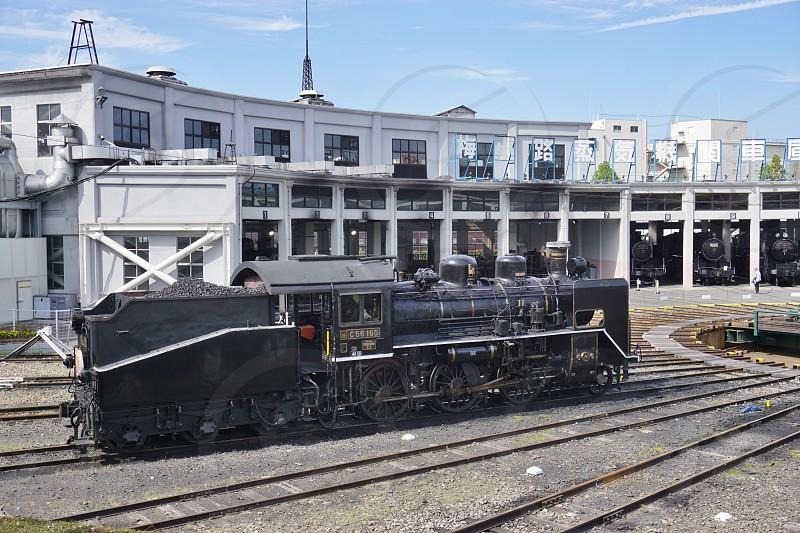 Kyoto Railway Museum - Kyoto Japan photo