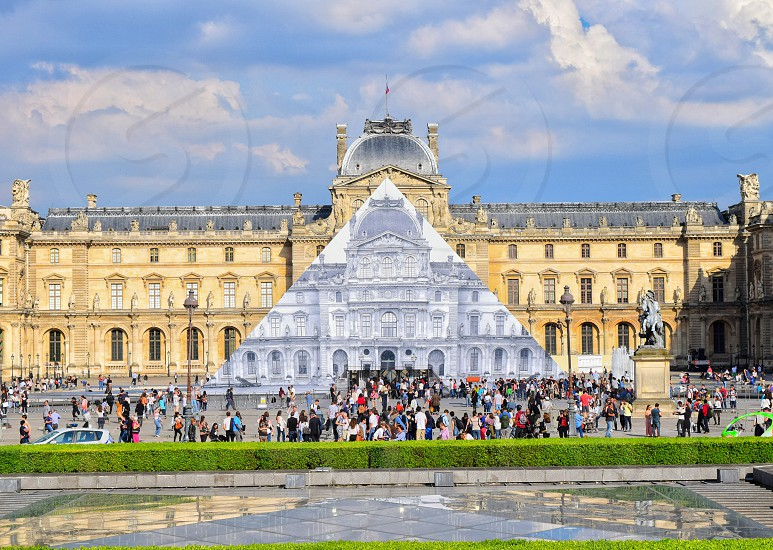 The Louvre Museum photo