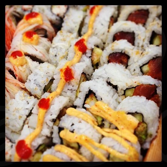 Sushi photo