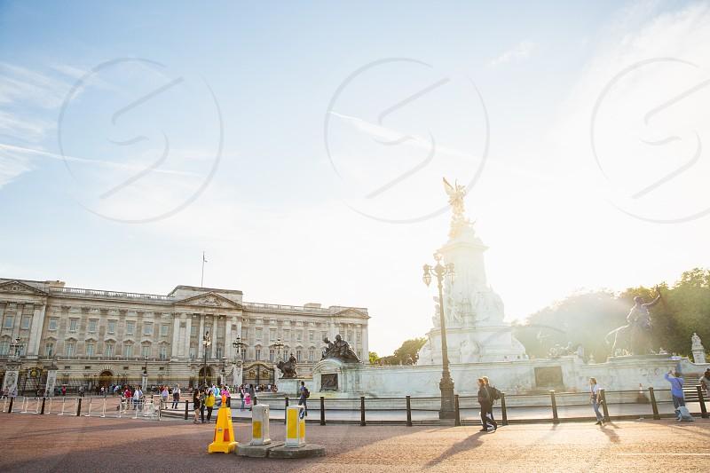 Buckingham Palace London England photo