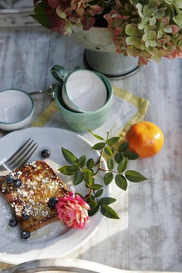 Breakfast Light photo