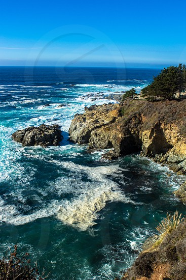 The Big Sur coastline photo
