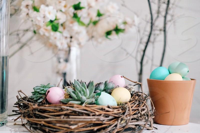 Easter details photo