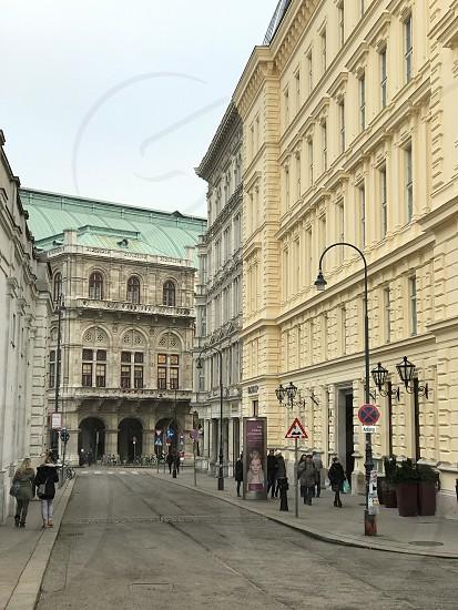 Innere Stadt region of Vienna Austria photo
