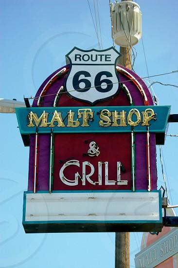 Route 66 Malt Shop photo